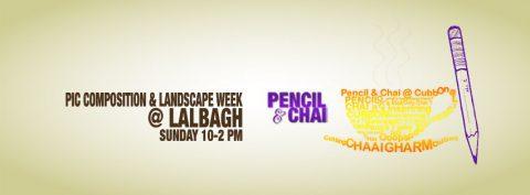 Pencil & Chai 4th Section