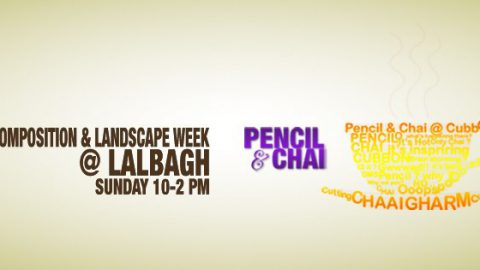 Pencil & Chai 4th Section