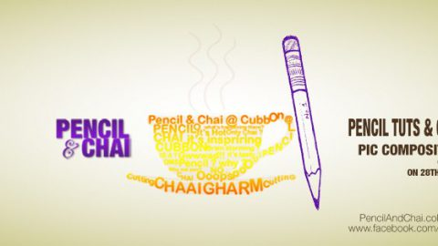 Pencil & Chai 5th section @ Cubbon