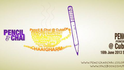 Pencil & Chai 8th Section I C.Ashok