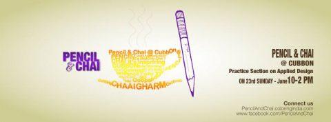Pencil & Chai 9th session   Applied Design