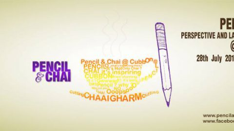 Pencil And Chai 13th Session