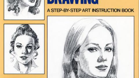 Portrait drawing | Wendon Blake