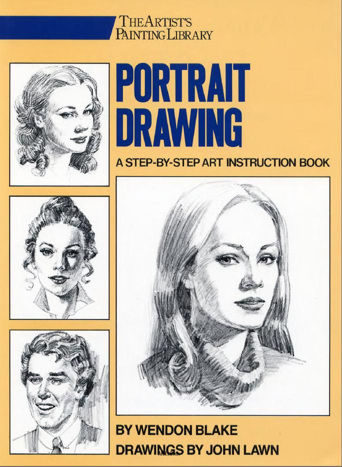 Portrait drawing | Wendon Blake Portrait drawing | Wendon Blake Screenshot 1