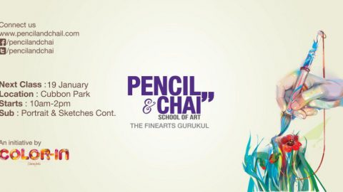 Pencil And Chai -34th session!