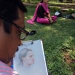 A portrait week again with a guest !  A portrait week again with a guest !  pencilandchai portrait Study studysession 32 32 150x150