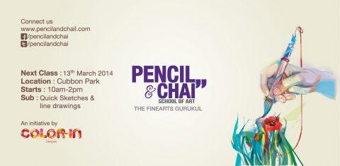 45th session | Pencil and chai