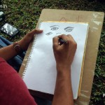 portrait drawing Live portrait drawing study Potrait Drawing Fundamentals PencilAndChai ColorIn9 150x150