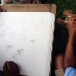 pencil drawing Pencil drawing tips and Tricks 0009Face Elements Study Pencilandchai 001 150x150