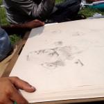 pencil drawing Pencil drawing tips and Tricks 0016Face Elements Study Pencilandchai 001 150x150