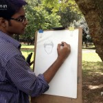 Sunday outdoor art session 6