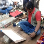 Landscape outdoor drawing class 1
