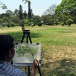 learning watercolor? these 7 techniques that helps artists! Learning Watercolor? These 7 Techniques that Helps Artists! PAC 92 WatercolourArt   Sketching Classes in Bangalore 19 150x150