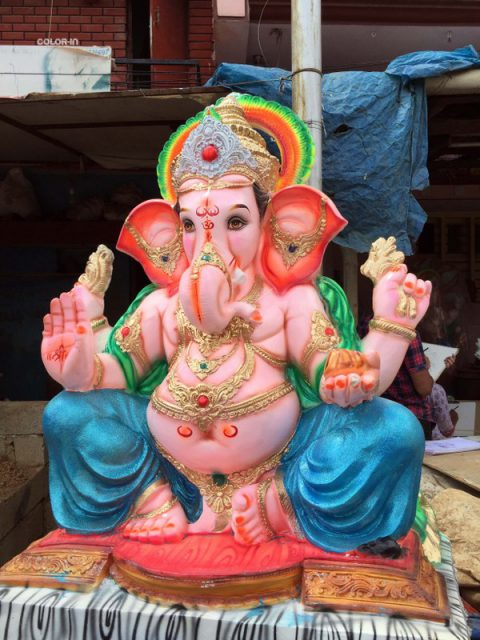 Bangalore Weekend Art Sessions – Pottery Town – PencilAndChai#113