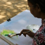 watercolor workshop Hues of Watercolor-II a watercolor workshop Hues of Watercolor Watercolor workshops in Bangalore Coloring India0048 150x150