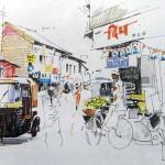 art workshops in bangalore Hues of Watercolor-3, Watercolor workshop by Milind Mulick- Art workshops in Banaglore 10897784 10204798735001092 2930829181345681396 n 150x150