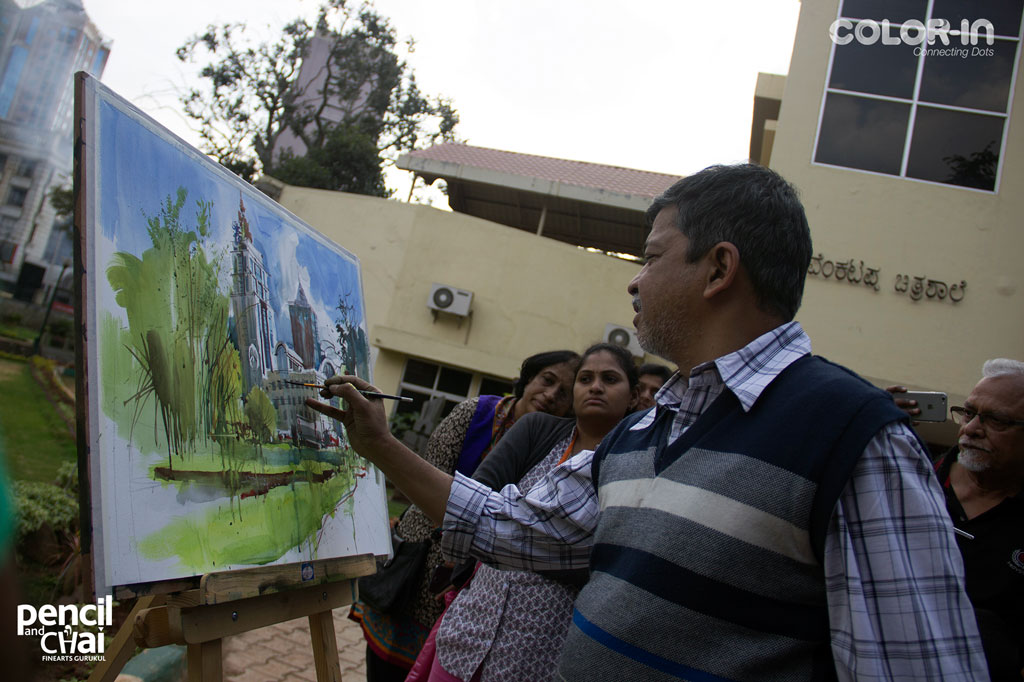 watercolor workshop Hues of Watercolor 3, A Structured  Watercolor Workshop by Milind Mulick! Hues of Watercolor 3 by Milind Mulick 78