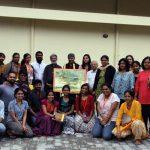 Hues of Watercolor 6 Painting Workshop in bangalore-Vasudeo Kamath 17