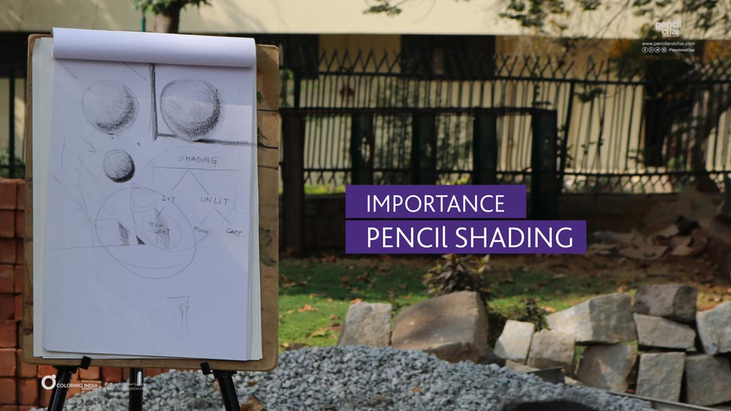 Importance of Pencil Shading