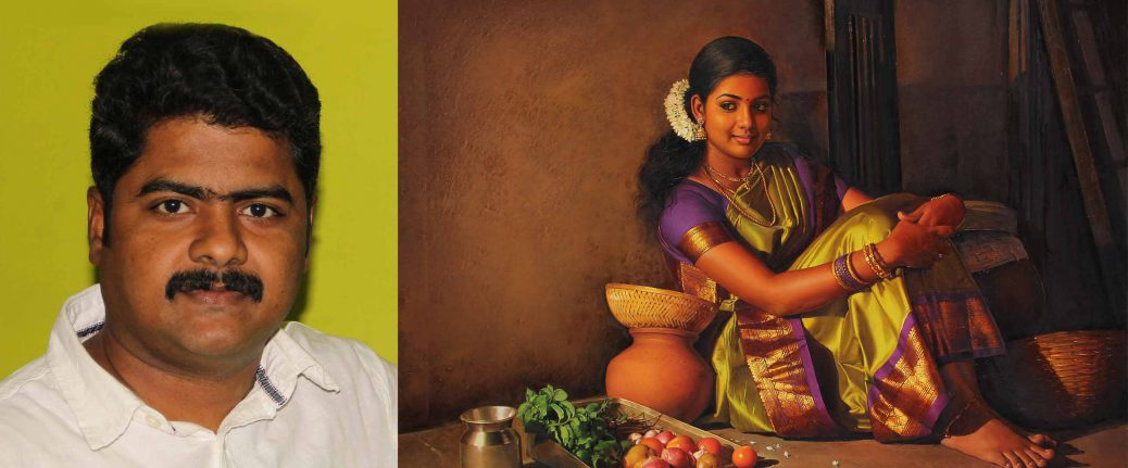 story of oil colors Story of Oil Colors S Ilayaraja Relaistic Art painter Coloring india 1038x431
