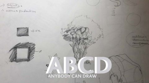 How to draw: So you think you CAN not draw?