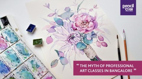 Professional art classes | Are they really 'professional' as you think?