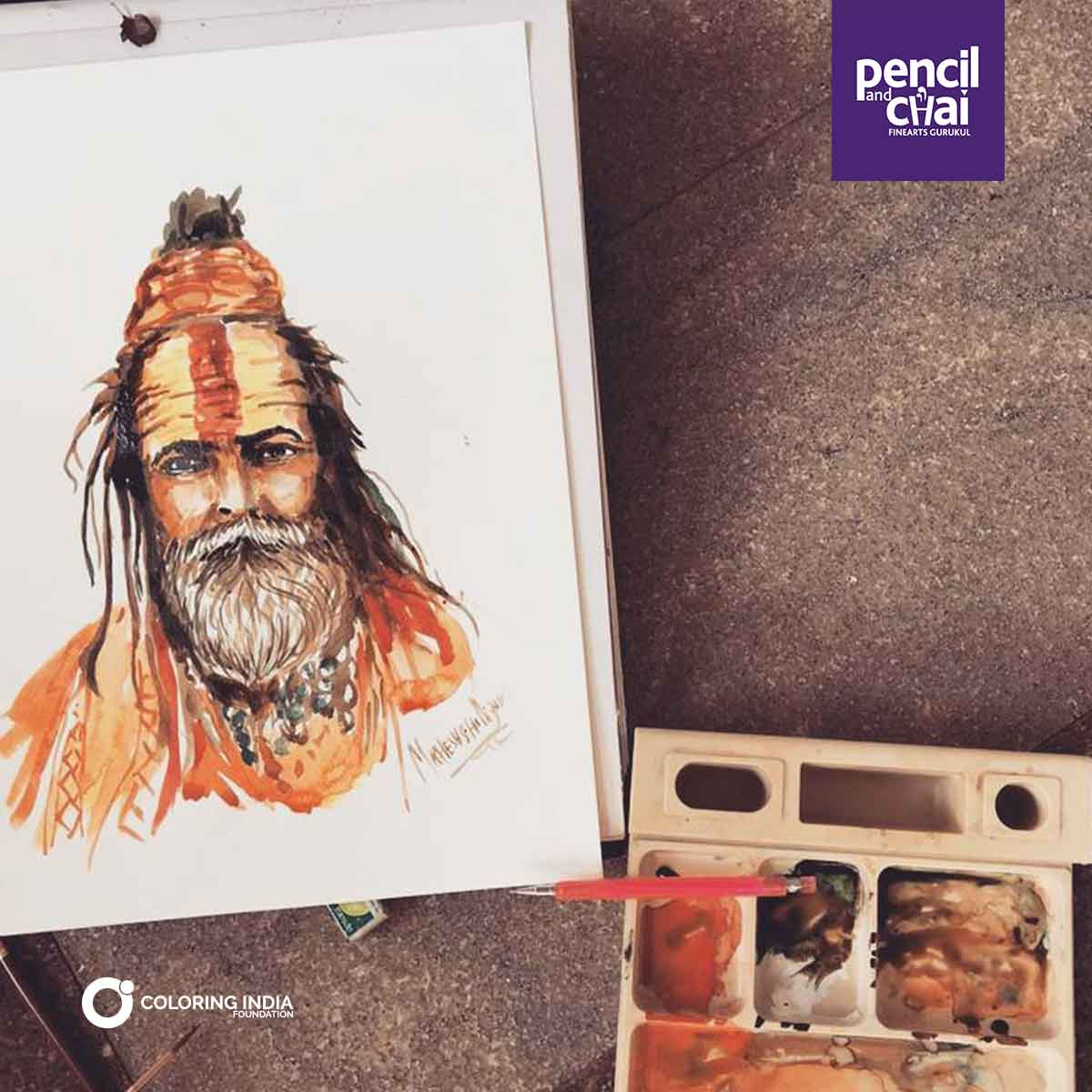 Watercolor-Painting-Classes-by-Pencil-And-Chai