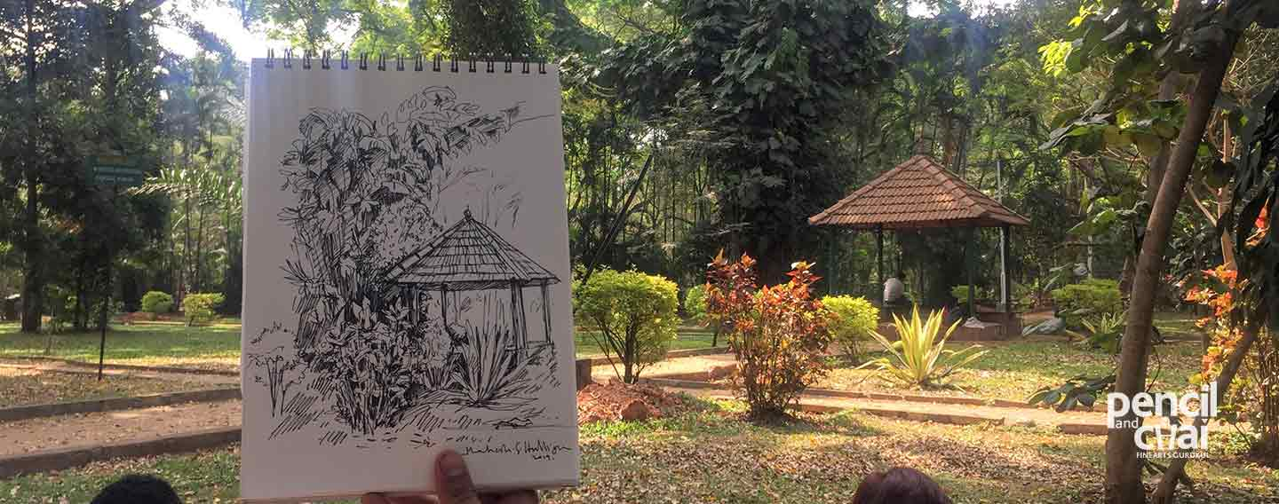 All you need to know about Urban Sketching!